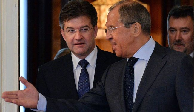 EU sanction logic not fit modern reality: Lavrov