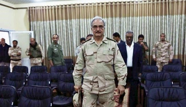 Libyan air force base joins Gen. Haftar