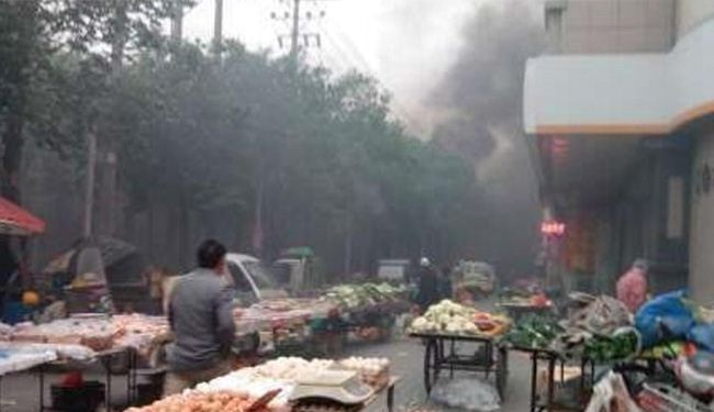 At least 31 killed, 90 injured in China Xinjiang attack