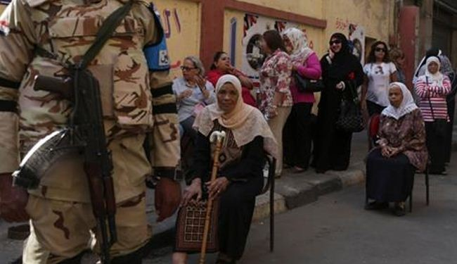 Egyptians go to presidential polls amid boycott calls