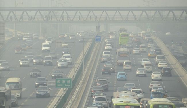 China will destroy 5,300,000 cars to battle air pollution