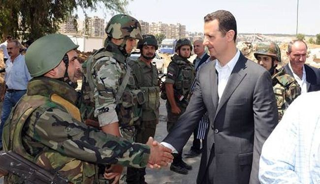 Syria's Assad, an American hero: Virginia senator says