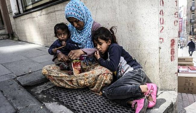 Turkey rules out refugee status for Syrian nationals