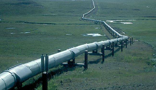 US urging EU to cut Russian gas imports