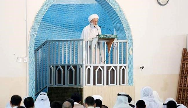 Bahrain 'human rights graveyard' under ruling regime: Cleric