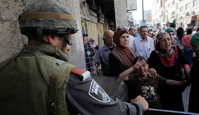Israel deprives al-Quds Palestinians of running water