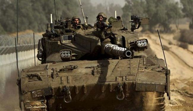 Israeli forces intrude into blockaded Gaza Strip