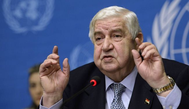 Syrian FM: Political solution for ending the war 'begins today'