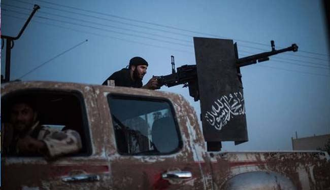 More than 60 militants killed in Syria infighting