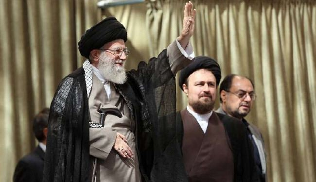 Iran never giving in to West: Leader