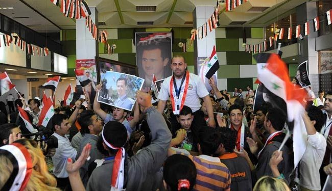 Syria vote counting starts after polls close