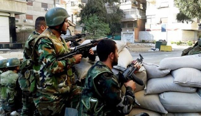 Syrian forces score more gains on insurgents