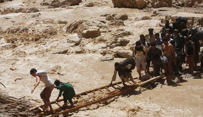 60 killed in Afghanistan flash floods