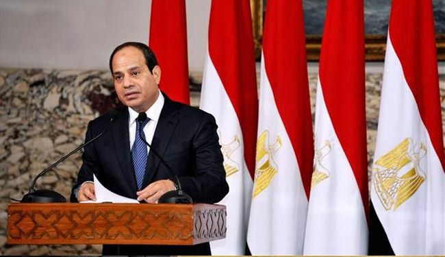 El-Sisi warns
