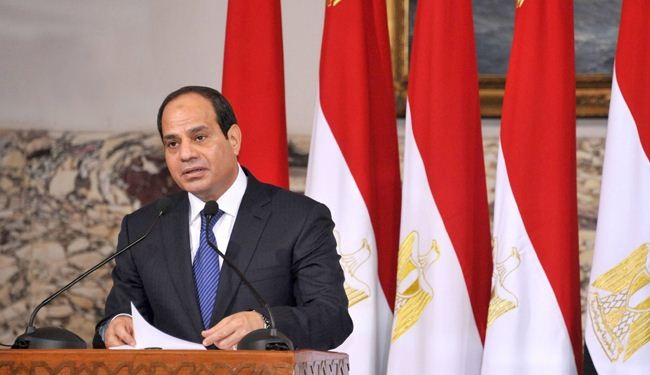 Sisi picks combating sexual abuse as his first social task