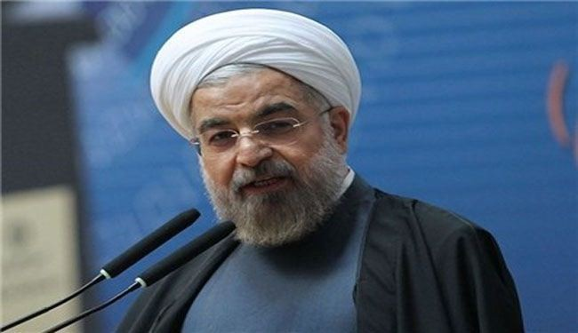 Rouhani rejects allegations of Iran military presene in Iraq