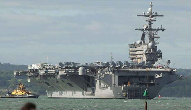 US deploys 3 warships to Persian Gulf for likely Iraq hit