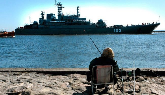 Russia deploys 24 warships to rival NATO war games