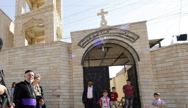 ISIL torches churches, rapes women in Mosul: EUSR