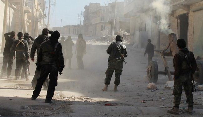 Syria FSA militants pledge allegiance to ISIL