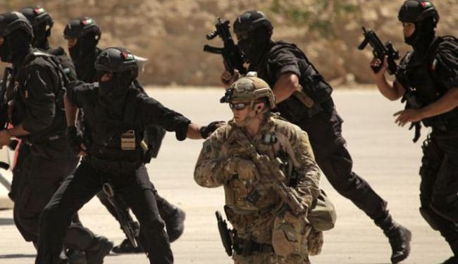Report: US trained ISIL militants at secret Jordan base
