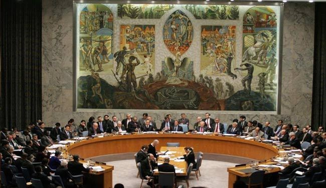 Syria warns UNSC against 'aid delivery' resolution