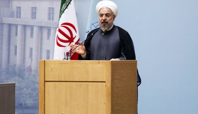 Terrorists will eventually haunt sponsors: Rouhani