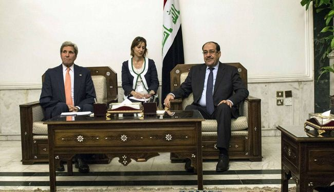 Kerry in Iraq to discuss ISIL violence