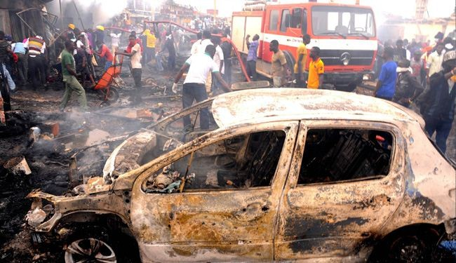 At least eight killed at Nigeria college bombing