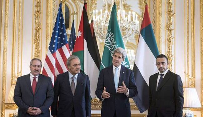 US asks Persian Gulf states for assistance on Iraq crisis