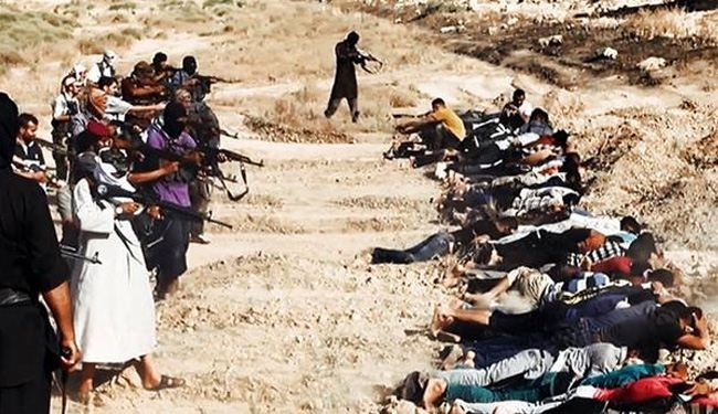 Iraq carnage: ISIL terrorists execute nearly 200 in Tikrit
