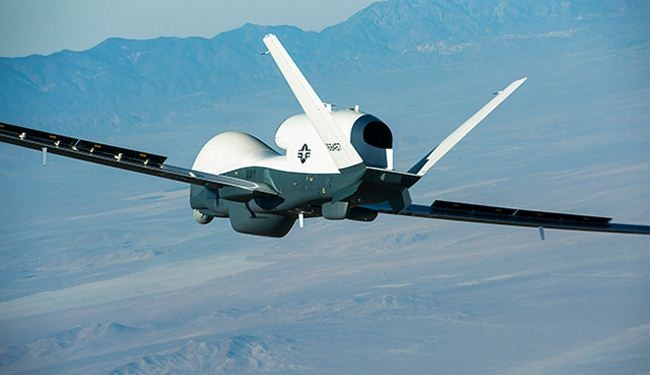 Pentagon's armed drones flying over Baghdad :Report