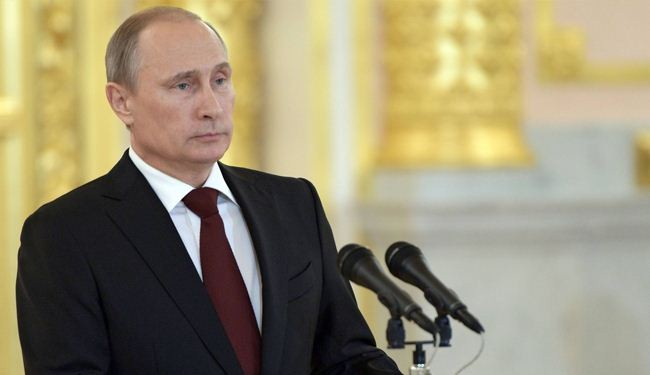 Putin: Ukrainian nation split because of foreign-sponsored coup