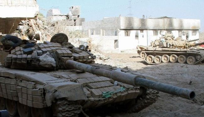 Syria army restores security to Zgharo village, mountain