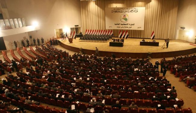 Iraqis discuss premier candidates ahead of Parl't session