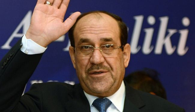 Iraq's Maliki: I will never give up my candidacy for a third term