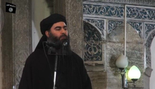 Breaking: Iraq says man on ISIL video is 'indisputably' not Baghdadi