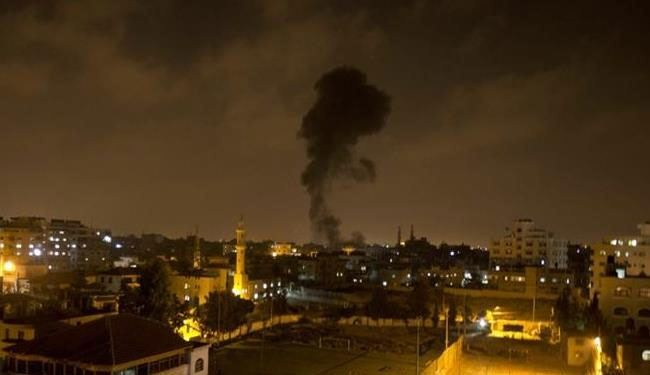 Hamas threatens revenge for Israel's Gaza air raids