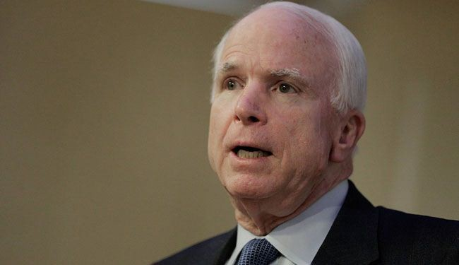 McCain : ISIL rapid rise, failure of US policy in Iraq