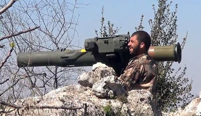 Syria terrorists receive 2nd batch of US anti-tank missiles