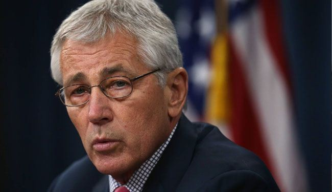 ISIL a clear, imminent danger to EU, US too: Hagel