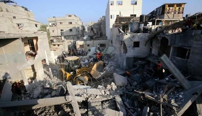 Iran deplores UN silence on Israeli Gaza onslaught