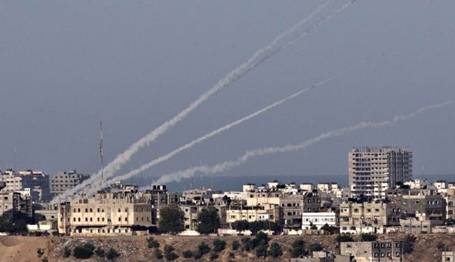 Gaza steps up retaliatory rocket attacks against Israel