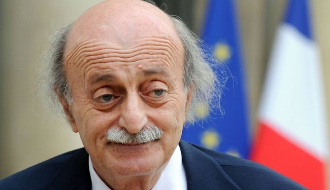 Jumblatt withdraws candidate to break Lebanon's political deadlock