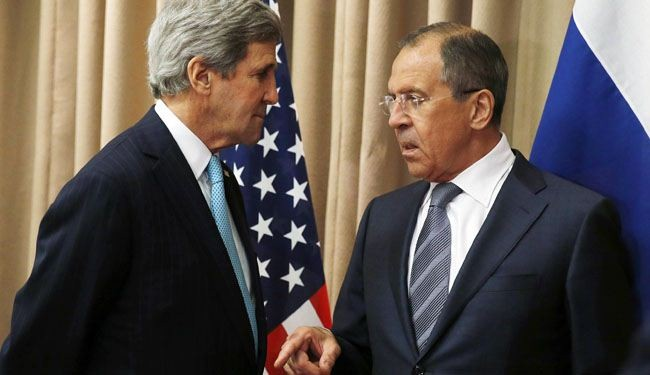 Russia won't tolerate US 'blackmail' on Ukraine