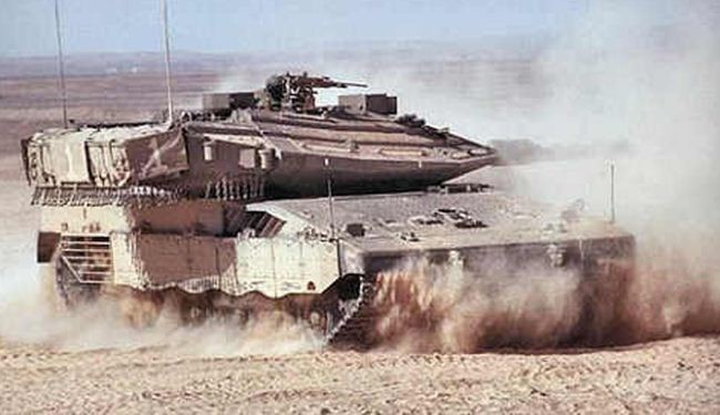 Israeli tanks flee from Beit Lahiya