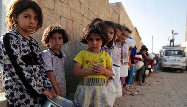 Syrian group donates meals during Ramadan