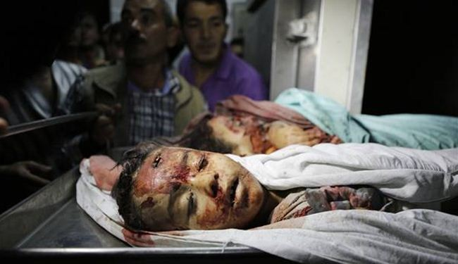 In Picture: Israeli-made agony for Gaza children
