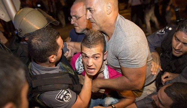 Israeli residents join global Gaza solidarity protests