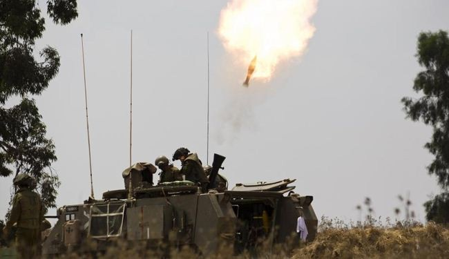 Israel shells southern Gaza amid extended truce